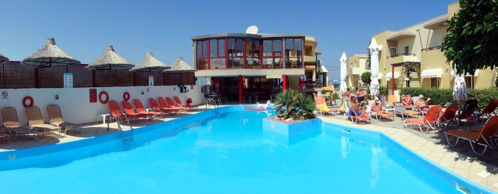 Golden Bay Hotel Gournes Crete